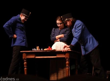 Foto: Josef Švejk - Divadlo Aréna - Frenkieho Vianoce v divadle 2019 - divadelný festival Myjava 8