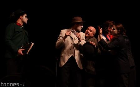 Foto: Josef Švejk - Divadlo Aréna - Frenkieho Vianoce v divadle 2019 - divadelný festival Myjava 9
