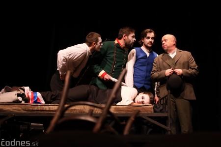 Foto: Josef Švejk - Divadlo Aréna - Frenkieho Vianoce v divadle 2019 - divadelný festival Myjava 11