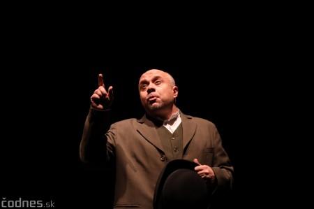 Foto: Josef Švejk - Divadlo Aréna - Frenkieho Vianoce v divadle 2019 - divadelný festival Myjava 12