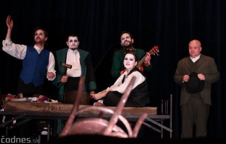 Foto: Josef Švejk - Divadlo Aréna - Frenkieho Vianoce v divadle 2019 - divadelný festival Myjava 13