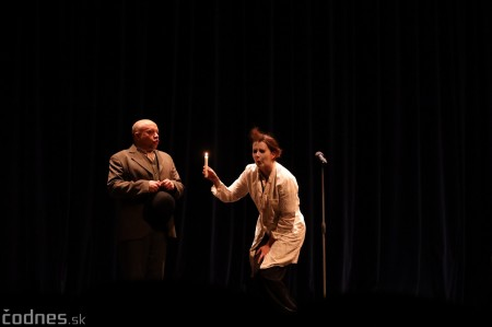 Foto: Josef Švejk - Divadlo Aréna - Frenkieho Vianoce v divadle 2019 - divadelný festival Myjava 15