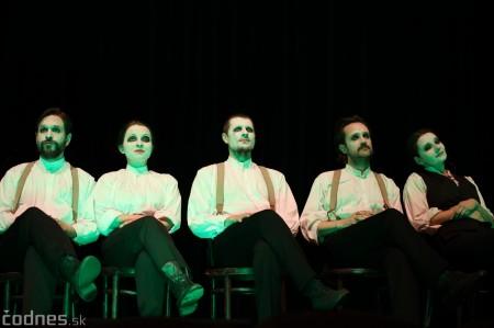 Foto: Josef Švejk - Divadlo Aréna - Frenkieho Vianoce v divadle 2019 - divadelný festival Myjava 16