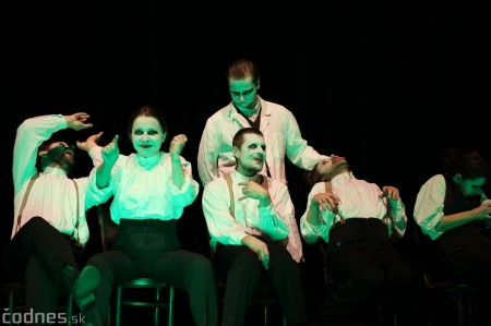 Foto: Josef Švejk - Divadlo Aréna - Frenkieho Vianoce v divadle 2019 - divadelný festival Myjava 17