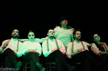 Foto: Josef Švejk - Divadlo Aréna - Frenkieho Vianoce v divadle 2019 - divadelný festival Myjava 18