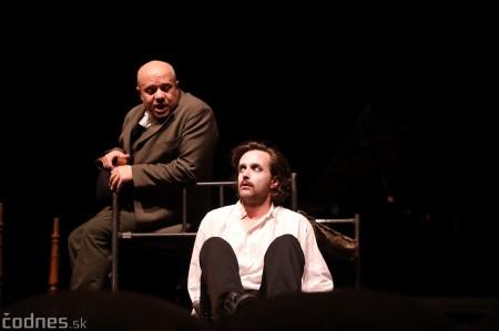 Foto: Josef Švejk - Divadlo Aréna - Frenkieho Vianoce v divadle 2019 - divadelný festival Myjava 21