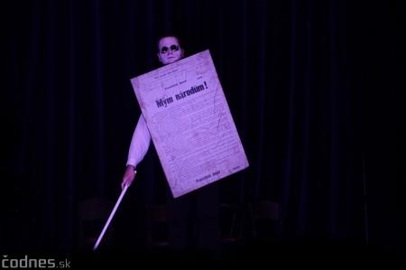 Foto: Josef Švejk - Divadlo Aréna - Frenkieho Vianoce v divadle 2019 - divadelný festival Myjava 22