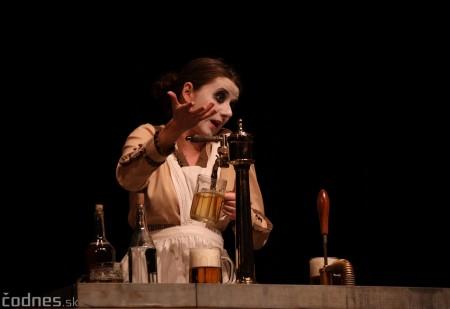 Foto: Josef Švejk - Divadlo Aréna - Frenkieho Vianoce v divadle 2019 - divadelný festival Myjava 24
