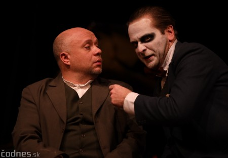 Foto: Josef Švejk - Divadlo Aréna - Frenkieho Vianoce v divadle 2019 - divadelný festival Myjava 25