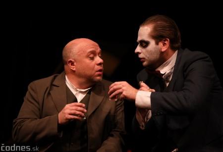 Foto: Josef Švejk - Divadlo Aréna - Frenkieho Vianoce v divadle 2019 - divadelný festival Myjava 26