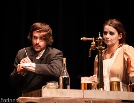 Foto: Josef Švejk - Divadlo Aréna - Frenkieho Vianoce v divadle 2019 - divadelný festival Myjava 27