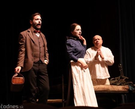 Foto: Josef Švejk - Divadlo Aréna - Frenkieho Vianoce v divadle 2019 - divadelný festival Myjava 33