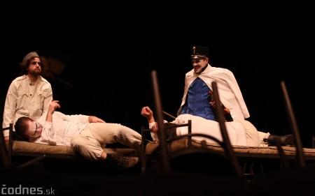 Foto: Josef Švejk - Divadlo Aréna - Frenkieho Vianoce v divadle 2019 - divadelný festival Myjava 35