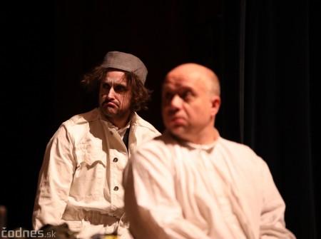 Foto: Josef Švejk - Divadlo Aréna - Frenkieho Vianoce v divadle 2019 - divadelný festival Myjava 36