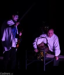 Foto: Josef Švejk - Divadlo Aréna - Frenkieho Vianoce v divadle 2019 - divadelný festival Myjava 38