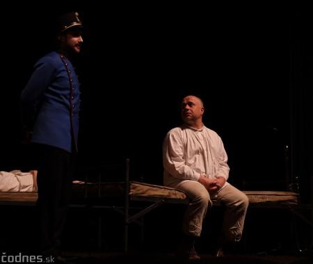 Foto: Josef Švejk - Divadlo Aréna - Frenkieho Vianoce v divadle 2019 - divadelný festival Myjava 39