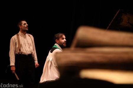 Foto: Josef Švejk - Divadlo Aréna - Frenkieho Vianoce v divadle 2019 - divadelný festival Myjava 46