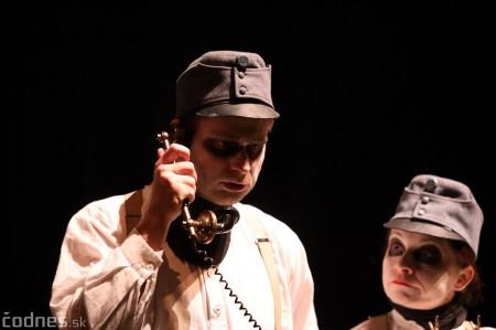 Foto: Josef Švejk - Divadlo Aréna - Frenkieho Vianoce v divadle 2019 - divadelný festival Myjava 50
