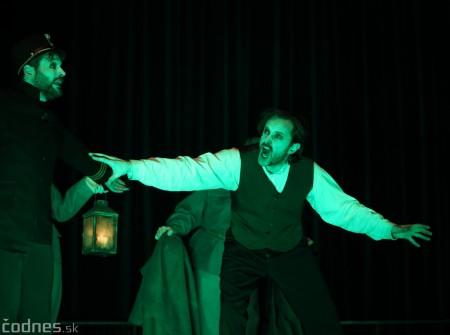 Foto: Josef Švejk - Divadlo Aréna - Frenkieho Vianoce v divadle 2019 - divadelný festival Myjava 52