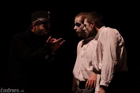 Foto: Josef Švejk - Divadlo Aréna - Frenkieho Vianoce v divadle 2019 - divadelný festival Myjava 53