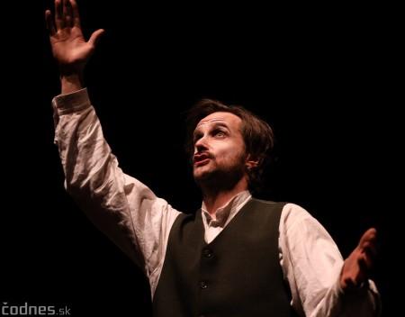 Foto: Josef Švejk - Divadlo Aréna - Frenkieho Vianoce v divadle 2019 - divadelný festival Myjava 54