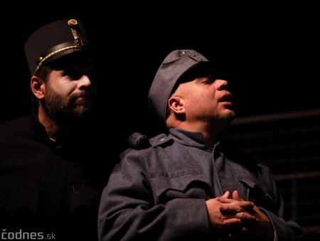 Foto: Josef Švejk - Divadlo Aréna - Frenkieho Vianoce v divadle 2019 - divadelný festival Myjava 55