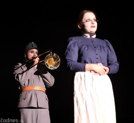 Foto: Josef Švejk - Divadlo Aréna - Frenkieho Vianoce v divadle 2019 - divadelný festival Myjava 56