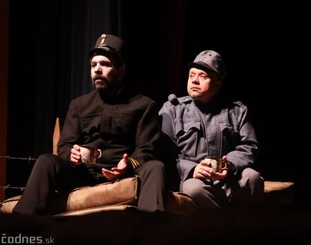Foto: Josef Švejk - Divadlo Aréna - Frenkieho Vianoce v divadle 2019 - divadelný festival Myjava 57