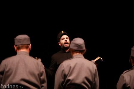 Foto: Josef Švejk - Divadlo Aréna - Frenkieho Vianoce v divadle 2019 - divadelný festival Myjava 58