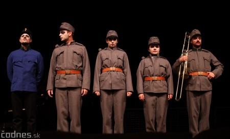Foto: Josef Švejk - Divadlo Aréna - Frenkieho Vianoce v divadle 2019 - divadelný festival Myjava 59
