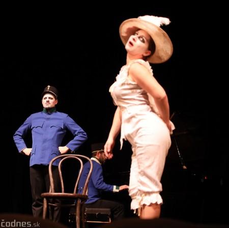 Foto: Josef Švejk - Divadlo Aréna - Frenkieho Vianoce v divadle 2019 - divadelný festival Myjava 63