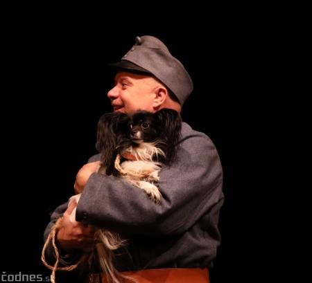 Foto: Josef Švejk - Divadlo Aréna - Frenkieho Vianoce v divadle 2019 - divadelný festival Myjava 69