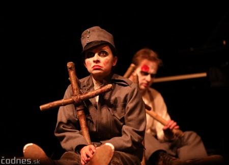 Foto: Josef Švejk - Divadlo Aréna - Frenkieho Vianoce v divadle 2019 - divadelný festival Myjava 76