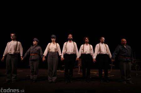 Foto: Josef Švejk - Divadlo Aréna - Frenkieho Vianoce v divadle 2019 - divadelný festival Myjava 78