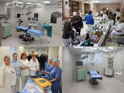 Nemocnica Bojnice: Historicky prvý Deň otvorených dverí a 9 nových operačných sál + foto