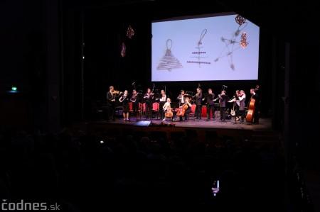 Foto: Vianočný koncert - ZUŠ Ladislava Stančeka Prievidza 5