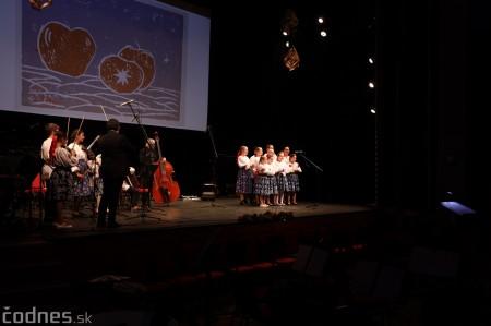 Foto: Vianočný koncert - ZUŠ Ladislava Stančeka Prievidza 13
