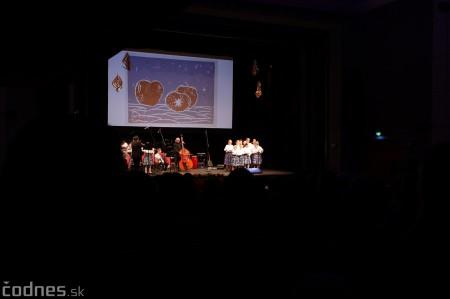 Foto: Vianočný koncert - ZUŠ Ladislava Stančeka Prievidza 14