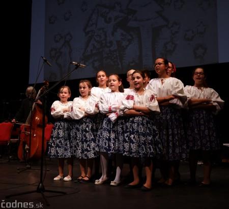 Foto: Vianočný koncert - ZUŠ Ladislava Stančeka Prievidza 17