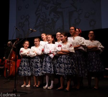 Foto: Vianočný koncert - ZUŠ Ladislava Stančeka Prievidza 18