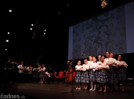 Foto: Vianočný koncert - ZUŠ Ladislava Stančeka Prievidza 19