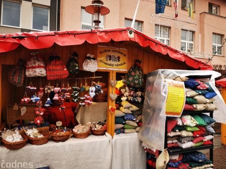 Foto: Vianočné trhy Prievidza 2019 6