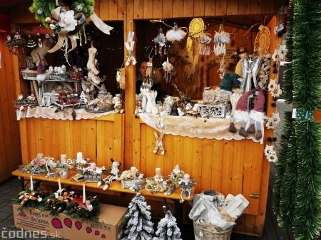 Foto: Vianočné trhy Prievidza 2019 13