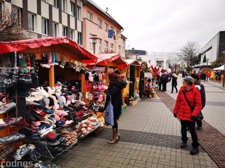 Foto: Vianočné trhy Prievidza 2019 15