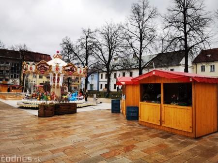 Foto: Vianočné trhy Prievidza 2019 22