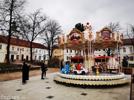 Foto: Vianočné trhy Prievidza 2019 25