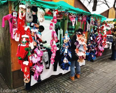 Foto: Vianočné trhy Prievidza 2019 27