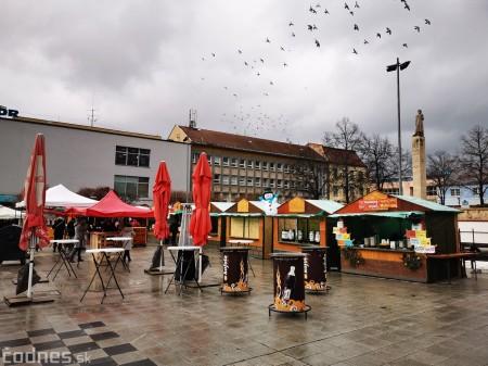 Foto: Vianočné trhy Prievidza 2019 31