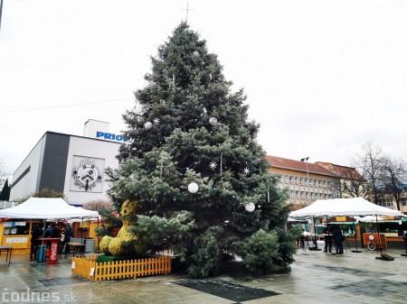 Foto: Vianočné trhy Prievidza 2019 32