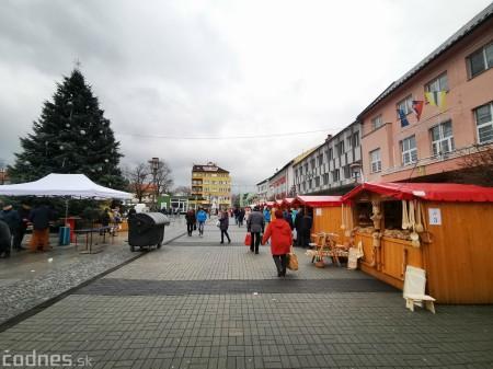 Foto: Vianočné trhy Prievidza 2019 35